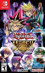 Yu-Gi-Oh! Legacy of the Duelist: Link Evolution (Switch) für 22,60€ (Amazon US)