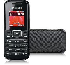 Xtra Pac Samsung E1050 für 15€ + 15,- € Gutschein auf Zubehör! im Telekom Shop + 11 € Qipu