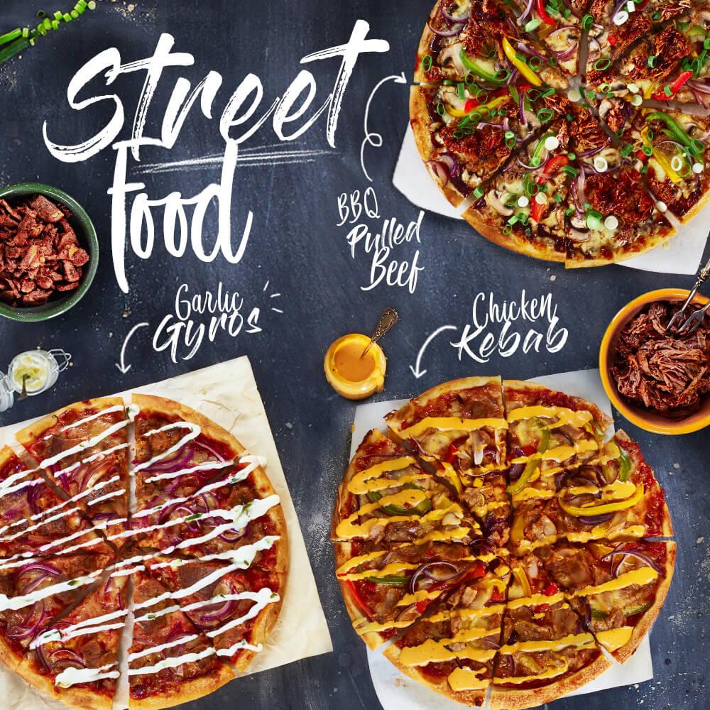 Domino's Pizza: Die günstigste Pizza gratis 3 für 2 bei Lieferung (bis 15.01.2020.)