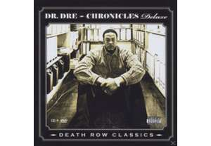 Dr. Dre - Chronicles Deluxe [CD + DVD] für 9,99€ Media Markt Abholung / Amazon Prime