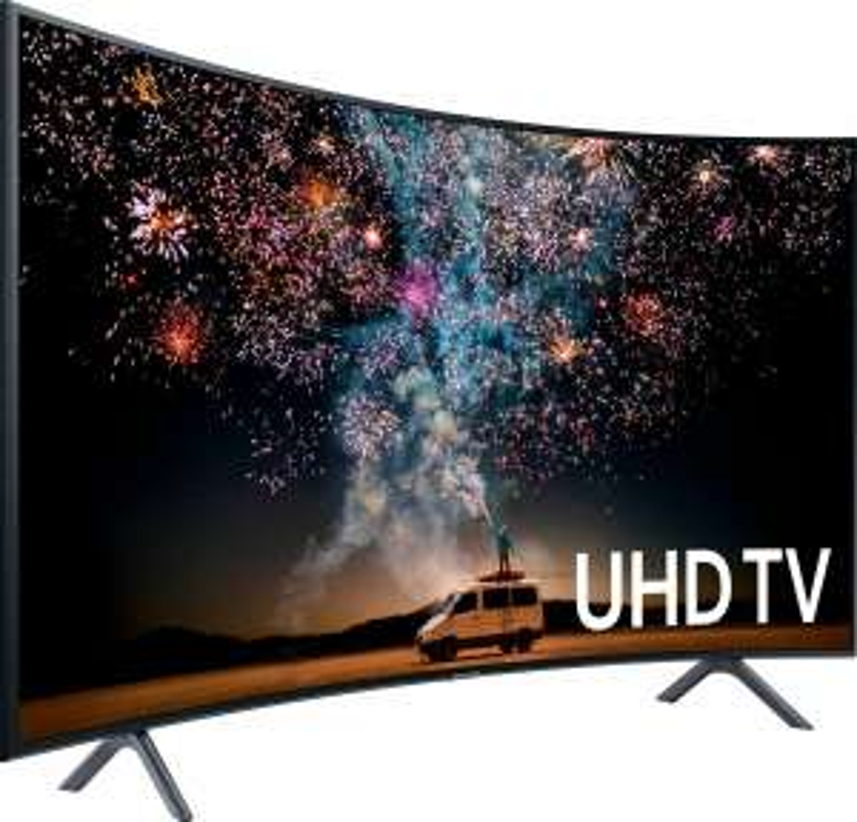 (Ohne Neukundengutschein!!) Samsung UE49RU7379, UE55RU7379, UE65RU7379 Curved-LED-Fernseher (49/55/66 Zoll, 4K Ultra HD)