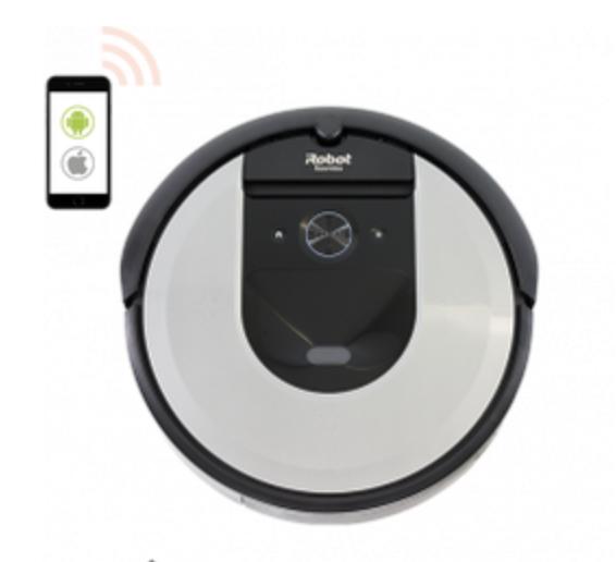 [myRobotCenter] iRobot Roomba i7 (i7156) für 599€ (inkl. 5 Jahren Garantie)