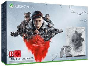 [Media Markt & Saturn]Xbox One X Gears 5 Bundle oder das Forza Horizon Bundle für je 299,99€