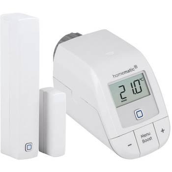 Homematic IP Starter Set Heizen Easy connect (1x Thermostat + Fensterkontakt)
