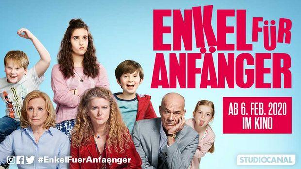 Kino-Preview Gratis: Enkel für Anfänger (München, Hamburg, Berlin, Köln & Frankfurt)