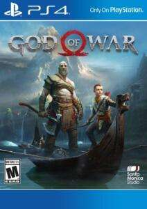 God of War (PS4) für 5,29€ (Cdkeys, für US- oder CA-PSN-Accounts)