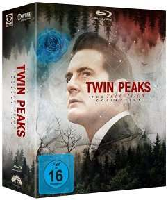 Twin Peaks - Season 1-3 (TV-Collection Boxset Blu-ray) für 38,24€ (Bücher.de)