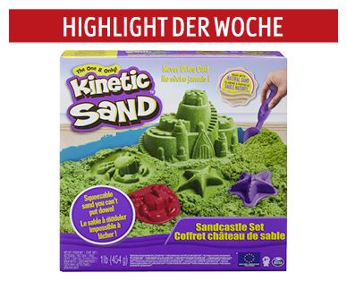 ALDI NORD & ALDI SÜD: Kinetic Sand Box-Set für 15,99€