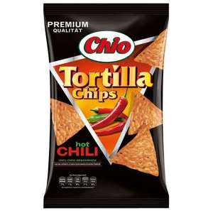 [lokal] [Hit] Chio Tortilla Chips 125g nur 0,99 €