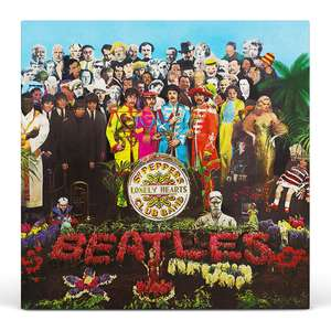 The Beatles - Sgt. Peppers Lonely Heart Clubs Band [Vinyl]