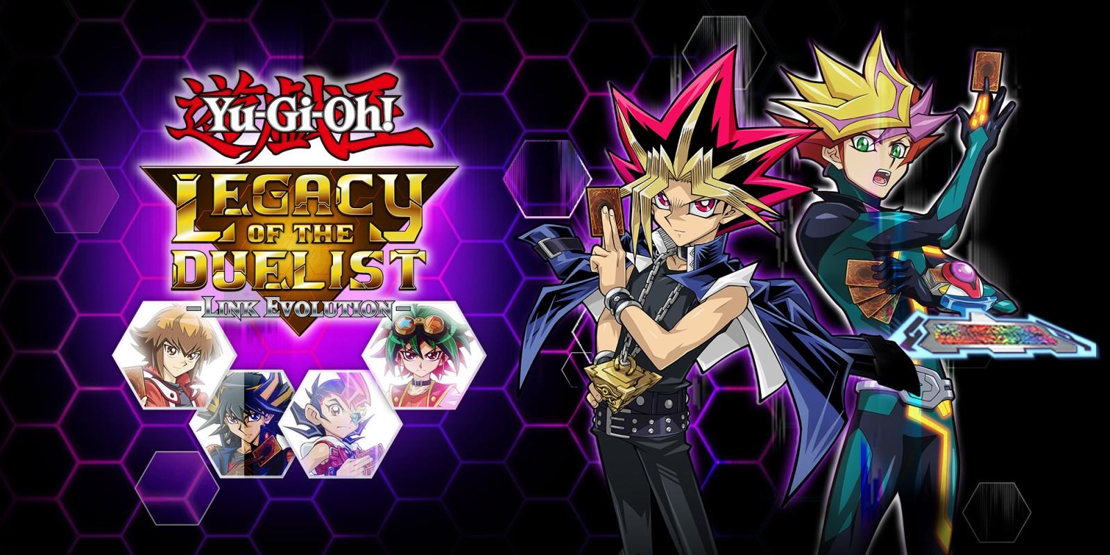 Yu-Gi-Oh! Legacy of the Duelist: Link Evolution! Nintendo Switch eShop Deutsch