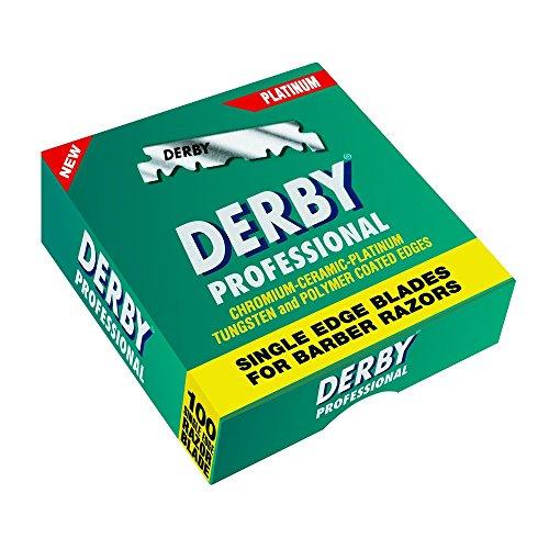 Derby Professional Rasierklingen 100er (SINGLE EDGE BLADES)