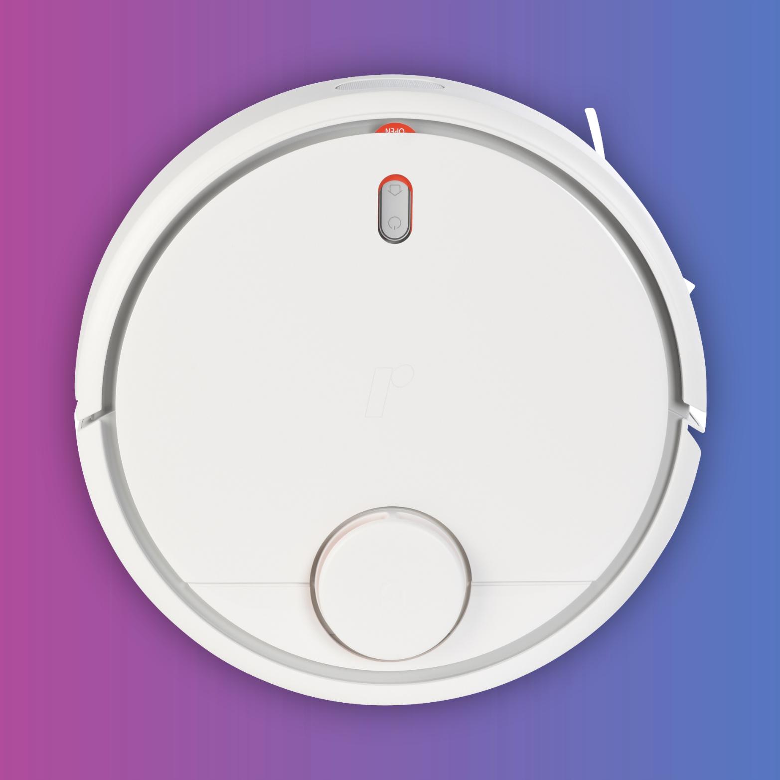 Xiaomi Mi Robot: Saugroboter mit LDS Scanner   Versand aus DE + 10,25€ in Superpoints (eff 194,75€)