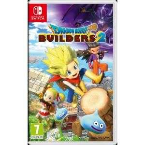 Dragon Quest Builders 2 (Switch) für 35,99€ (Cdiscount)