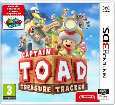 Captain Toad: Treasure Tracker (3DS) für 14.99€ (Cdiscount)