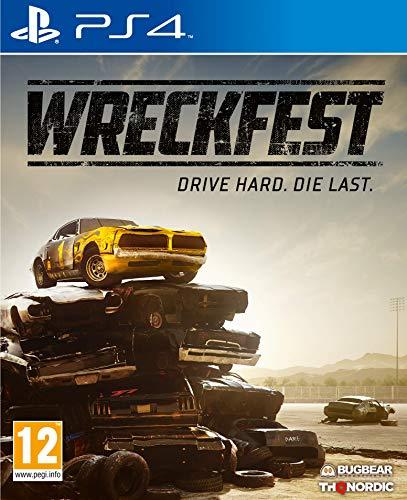 Wreckfest (PS4) für 19,05€ (Amazon FR)
