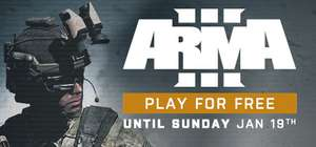 ARMA 3 kostenlos spielen bei Steam bis zum 19.01.20