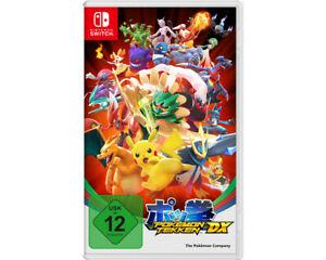 Pokémon Tekken DX - Nintendo Switch (OVP) - [SATURN]