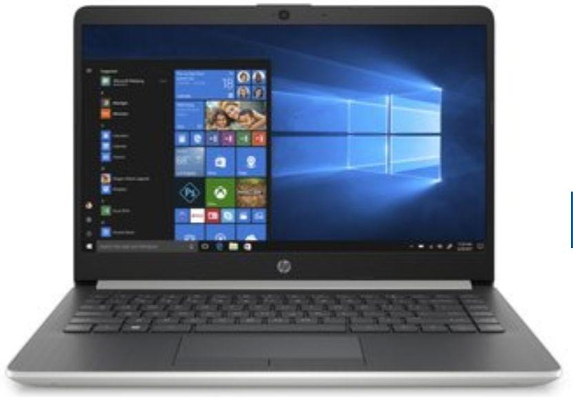 Multimedia HP Notebook 14-dk0621ng (14Zoll AMD Athlon 300UFull HD8GBRAM 256GB SSD-Speicher)
