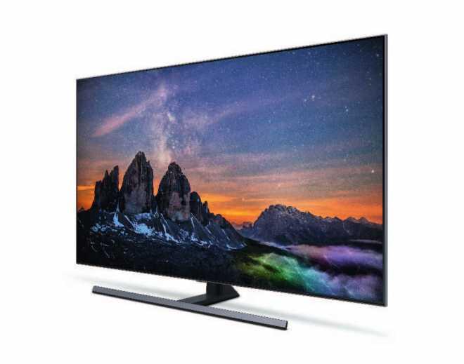 "Samsung QLED GQ65Q82R (Q80R) 65"" 4k FALD für 1.299 € inkl. Versand"
