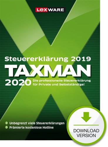 Taxman 2020 als Download