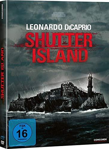 Shutter Island Limited Mediabook Edition (Blu-ray + DVD) für 12,97€ (Amazon Prime)