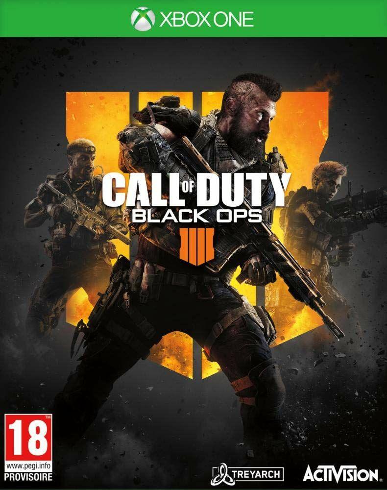 Call of Duty: Black Ops 4 + Calling Card (Xbox One) für 10.90€ (Amazon.fr)