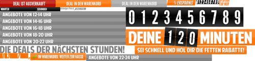 "notebooksbilliger.de | 120 Minuten Deal - Toshiba Sattelite 15"" & Acer Travelmate 17"" um je 429"