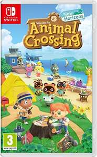 [Amazon.fr] Animal Crossing: New Horizons für Nintendo Switch [Preorder physische Version]