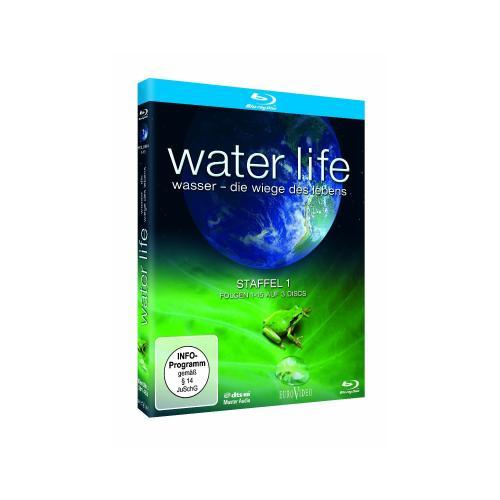 [@AMAZON] Water Life: Wasser - Die Wiege des Lebens, Staffel 1, Folgen 01-15 [Blu-ray] für € 9,97
