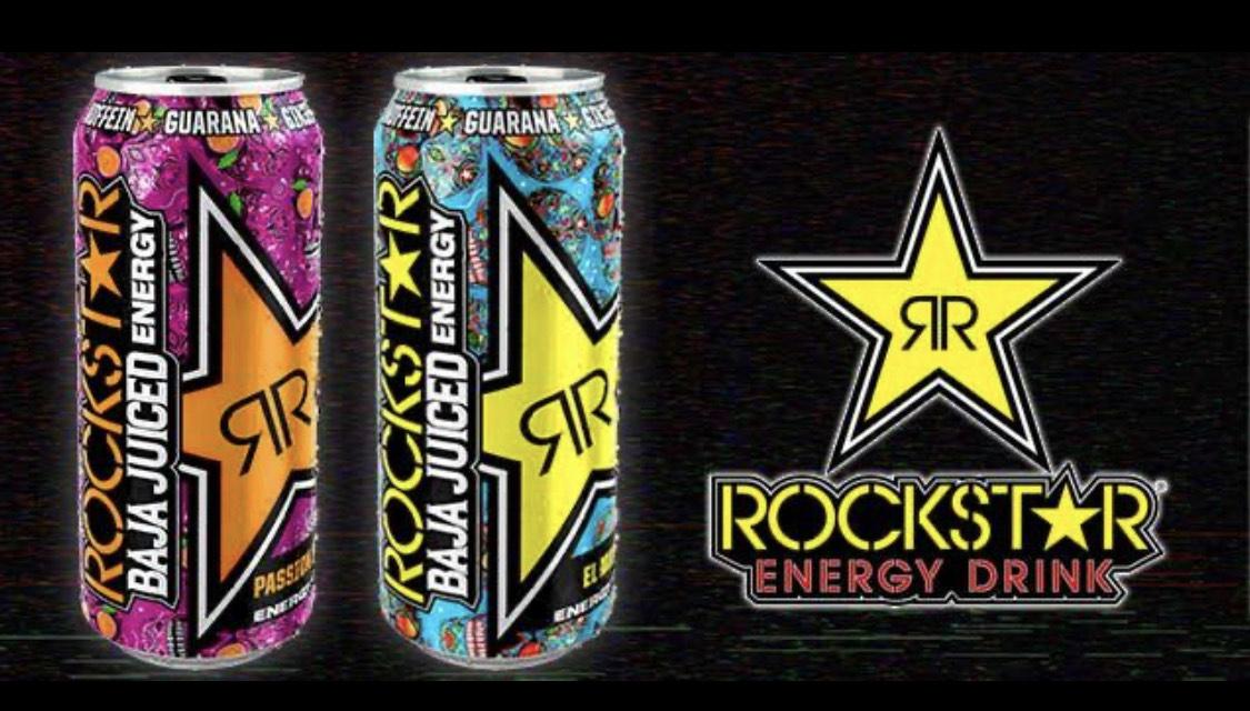 Rockstar Energy Baja bei Netto oder Edeka Dose (0,5l) mit Coupies und Scondoo für effektiv 69 Cent