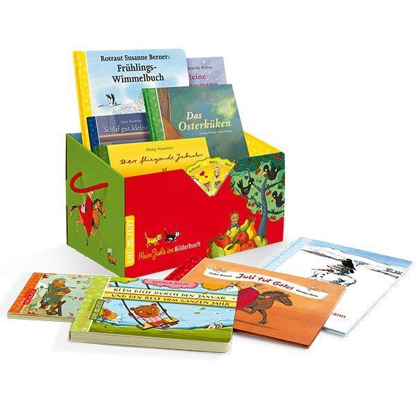 Letzte Exemplare: 12 Bilderbücher für nur 29,95€