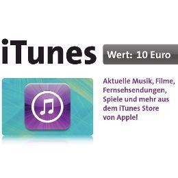 10 EUR iTunes Guthaben für 900 Payback Punkte (mit Gutschein bis 30% Rabatt)