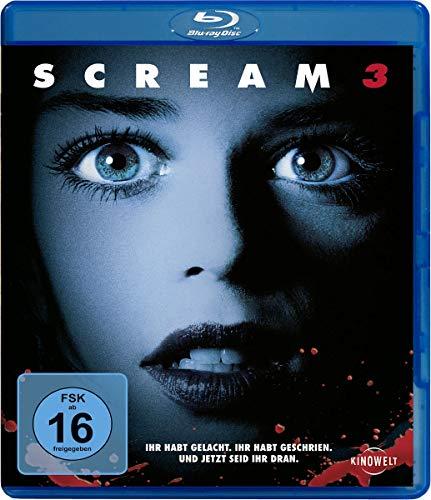 [Diverse Anbieter] Scream 3 [Blu-ray] (Neve Campbell, David Arquette, Jenny McCarthy, Parker Posey, Courteney Cox Arquette)