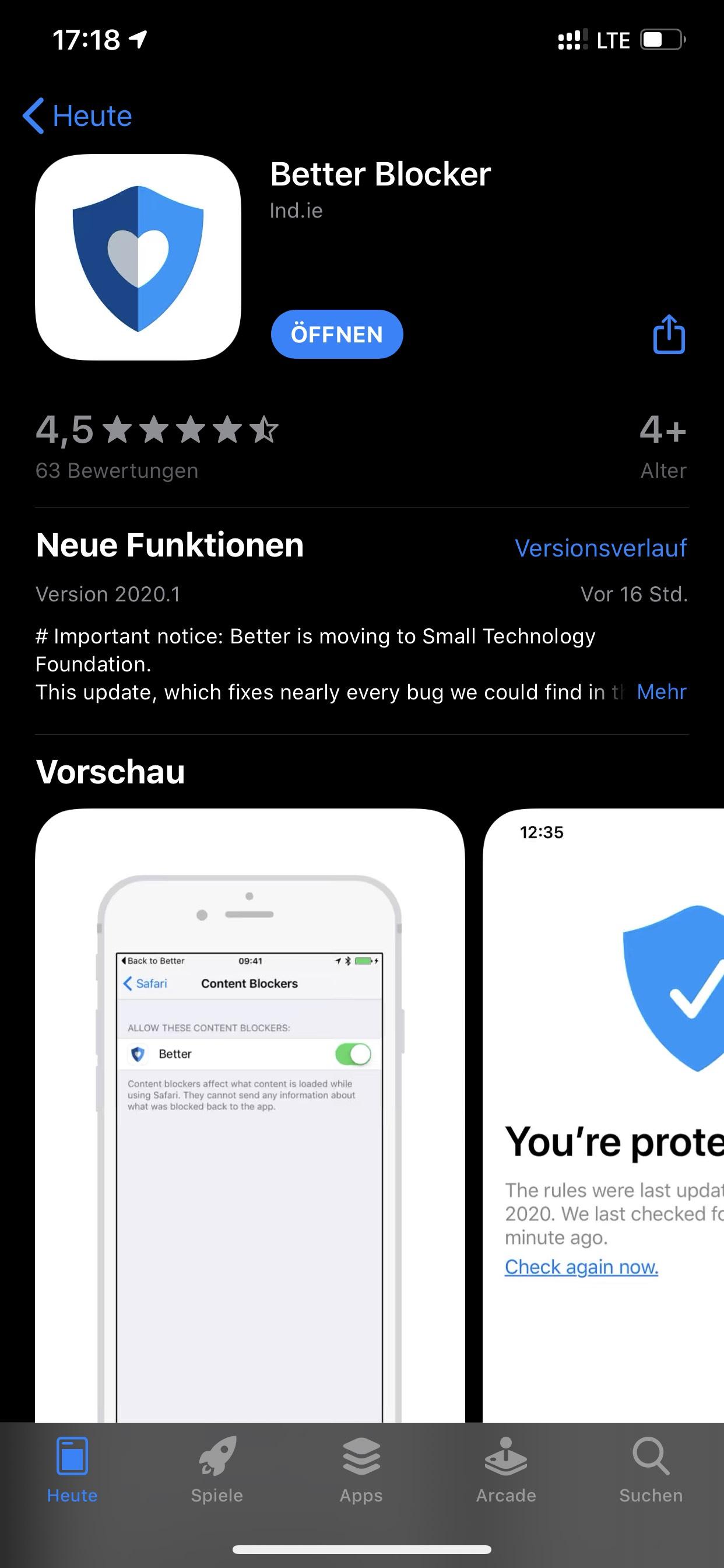[Freebie] Better Blocker (iOS)