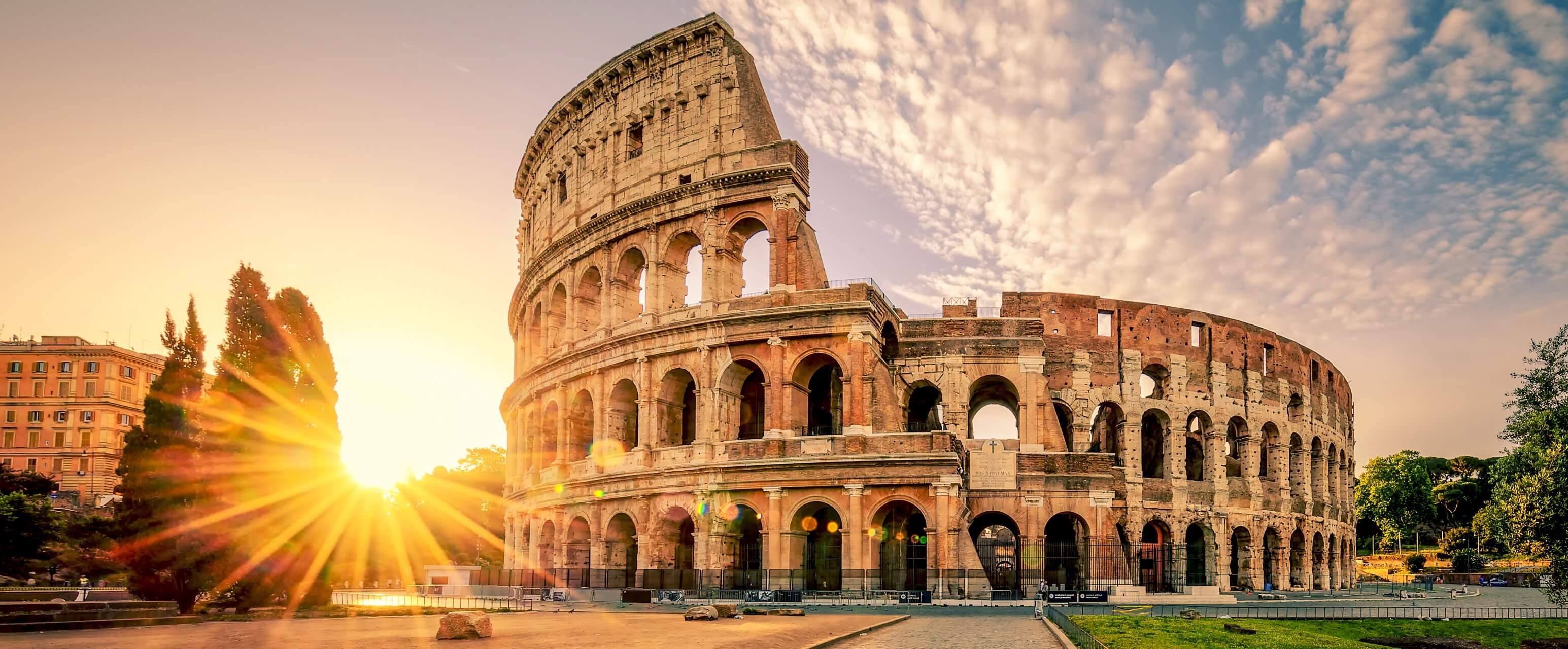 Flüge von Frankfurt Hahn nach Rom im Februar