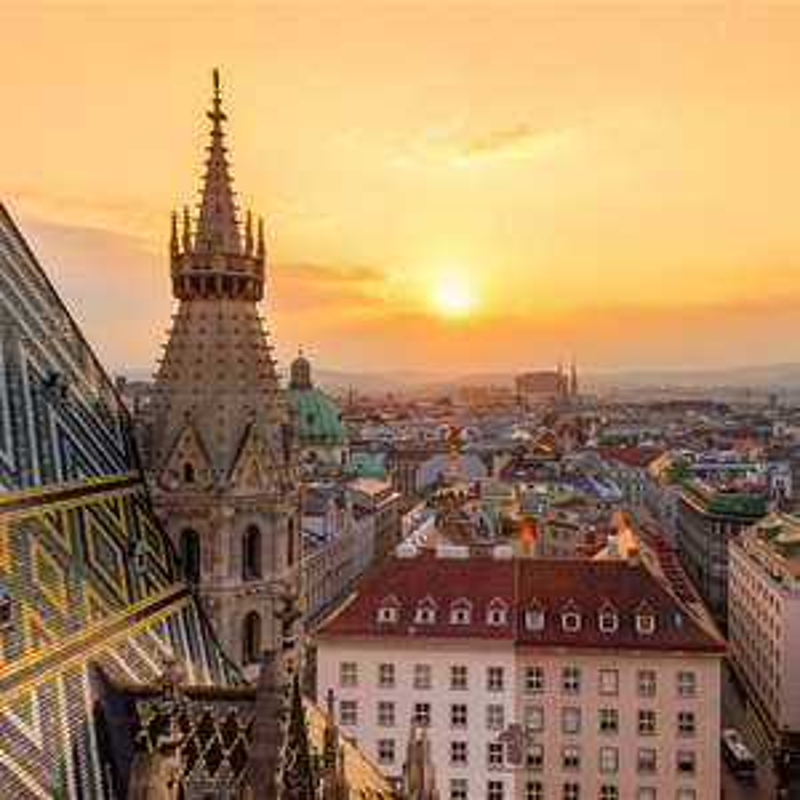 Flüge nach Wien hin und zurück von Münster und Stuttgart (Februar - April) ab 7,22€