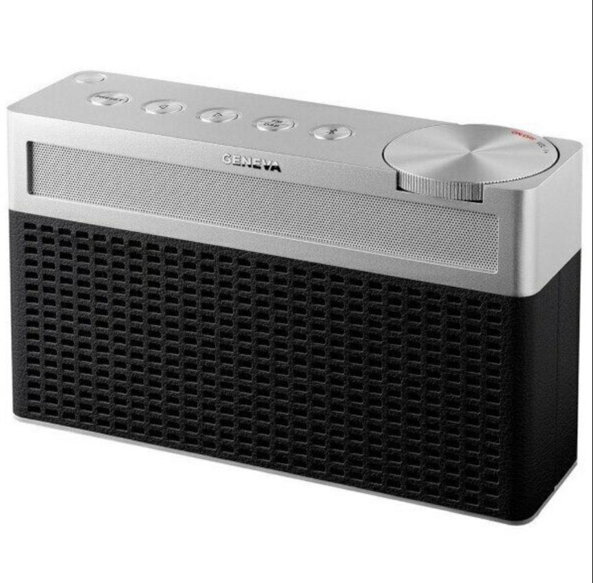 [ebay.de] Geneva Touring/S tragbares Bluetooth und UKW/DAB+ Gerät/Lautsprecher