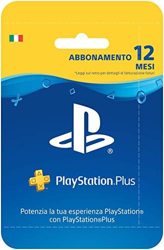 Playstation plus 12 Monate (Italienisches Konto)