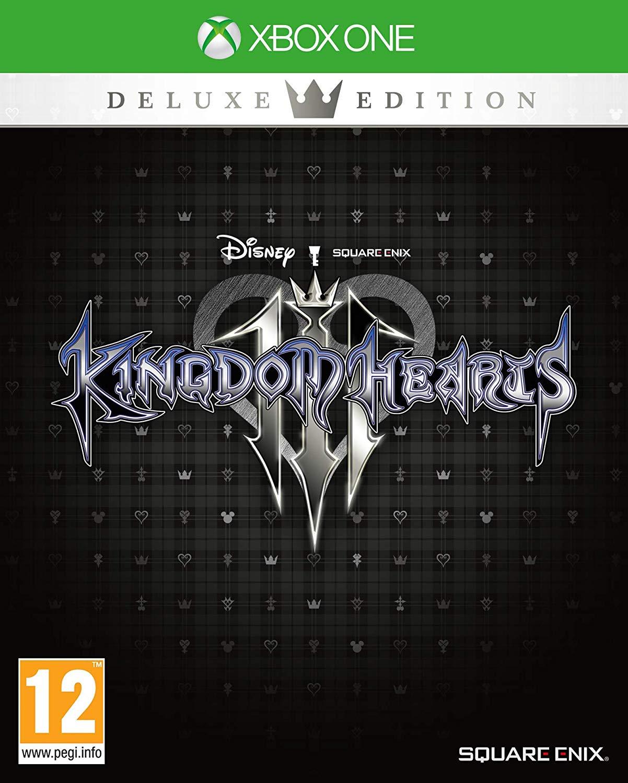 Kingdom Hearts 3 Deluxe Edition (Xbox One) für 34,39€ inkl. Versand (Amazon UK)