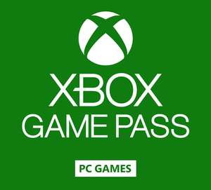 Xbox Game Pass (PC) - 3 Monate für 1€