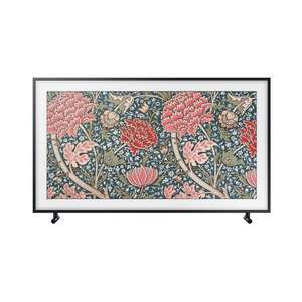 Samsung LS03R The Frame 108 cm (43 Zoll) QLED Lifestyle Fernseher (Art Mode, Ultra HD, HDR, Smart TV) [Modelljahr 2019] [Hifi-Profis]