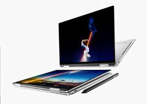 Dell XPS 13 2 in 1, i7-1065G7, 16GB DDR4 (3733 MHz), 512GB NVMe (alle Modelle reduziert)