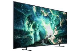 SAMSUNG UE82RU8009, 207 cm (82 Zoll), UHD 4K, SMART TV, UHD TV, DVB-T2 HD, DVB-C, DVB-S2
