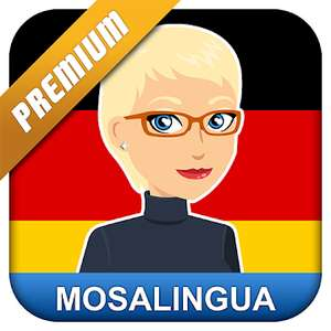 [Google Playstore] Learn German with MosaLingua