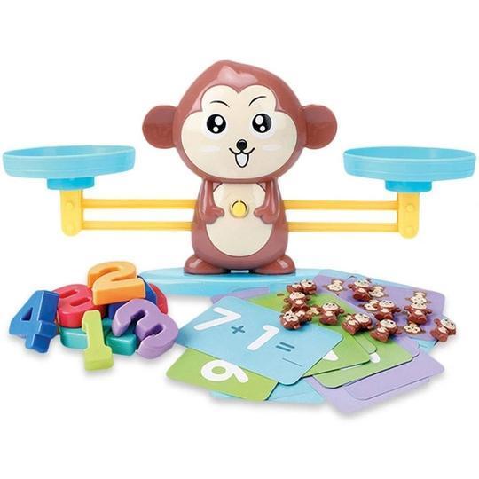 Max der Mathe-Affe - Zählen lernen leicht gemacht!