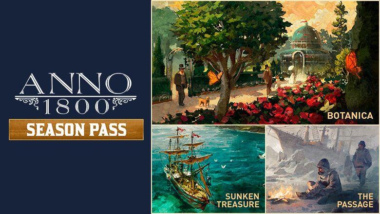 Anno 1800 - Season Pass
