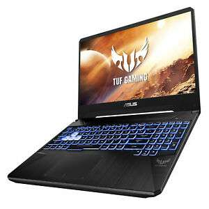 "[ebay] ASUS TUF Gaming Notebook FX505DU-BQ151T 15"" FHD IPS 120Hz Ryzen 5-3550H 16GB/512GB SSD GTX 1660Ti Windows 10"
