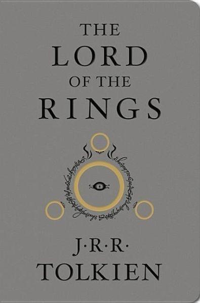 J.R.R Tolkien The Lord of the Rings Deluxe Edition (Englisch) Vinyl-gebunden, Der Herr der Ringe
