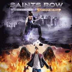 Saints Row IV: Re-Elected and Gat out of Hell PS4 (psn)